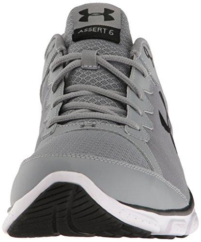 Assert Under Pour G Homme Acier Chaussures De Blanc Ua 6 Armour Micro Course BRHqRI1n