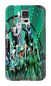 Cool Series fashionable Cool Musical Wicked designed TPU Phone Case Cover Skins for Samsung Galaxy s5