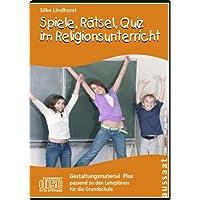 Spiele, Rätsel, Quiz im Religionsunterricht
