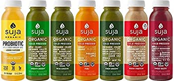 Suja Organic Cold-Pressed Gluten-free Juice Cleanse