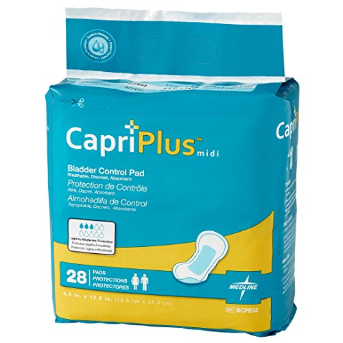Medline BCPE02 Capri Bladder Control