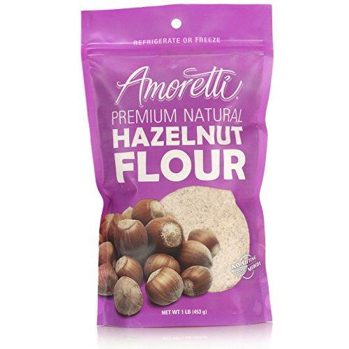 Amoretti Premium Natural Hazelnut Flour, 1 ()
