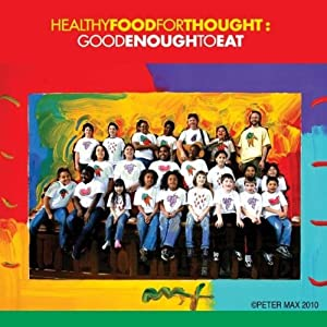 Audio CD Healthy Food for Thought Book