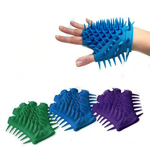 Spiky Glove sensory tactile fidget tool autism occupational therapy