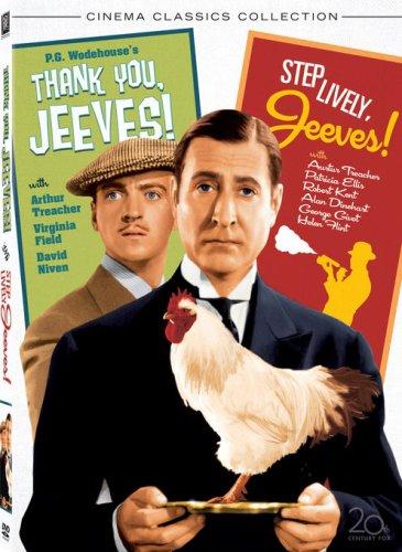 The Jeeves Collection (Thank You, Jeeves! / Step Lively, - Charm Disc London