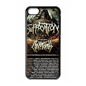 Hjqi - Personalized cryptopsy Plastic Case, cryptopsy Unique Back Case for iPhone 5C