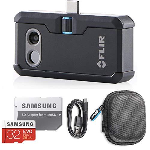 FLIR ONE PRO LT Thermal Imaging Camera with Bonus 32GB Micro SD Card (USB-C)