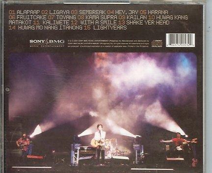 Eraserheads The Reunion Concert