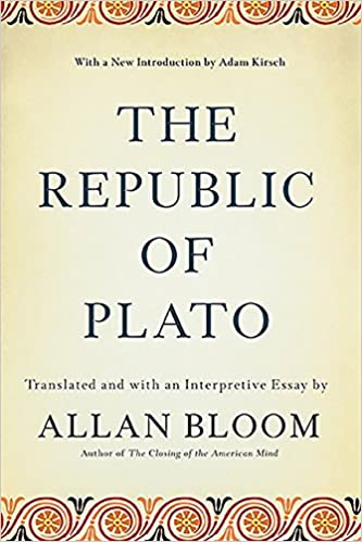 com the republic of plato allan bloom  com the republic of plato 9780465094080 allan bloom adam kirsch books