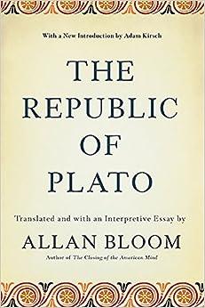 com the republic of plato allan bloom the republic of plato