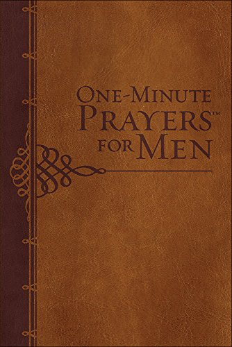One-Minute Prayers® for Men Milano SoftoneTM (A Good Conversation To Have With Your Boyfriend)