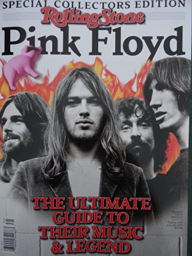 Rollingstone Pink Floyd Special Collector's Edition 2017