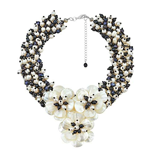 AeraVida Midnight Floral...