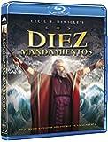 Los Diez Mandamientos [Blu-ray]