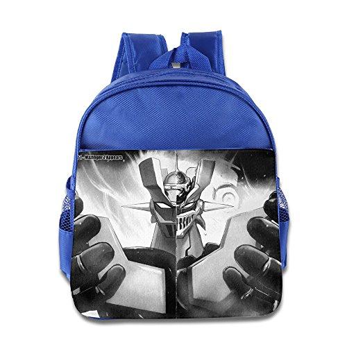 xjbd Custom Cute Mazinger Z Teenager Schule Tasche Rucksack für 1 SEO177EXx