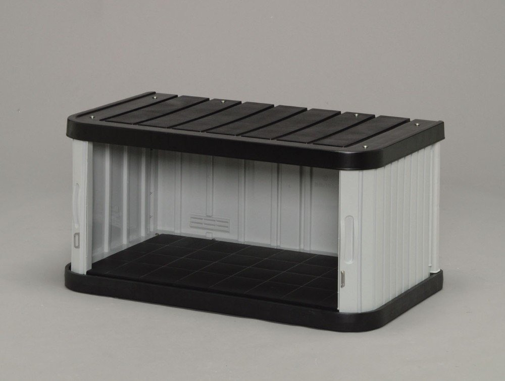 収納庫 屋外 ベランダ 等、狭いスペースでの使用、最適、 ミニロッカー おすすめ ミニロッカー B00YO5D61W 12203