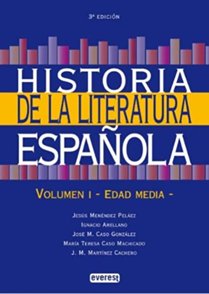 Historia de la Literatura Española. Volumen I-Edad Media: Amazon ...