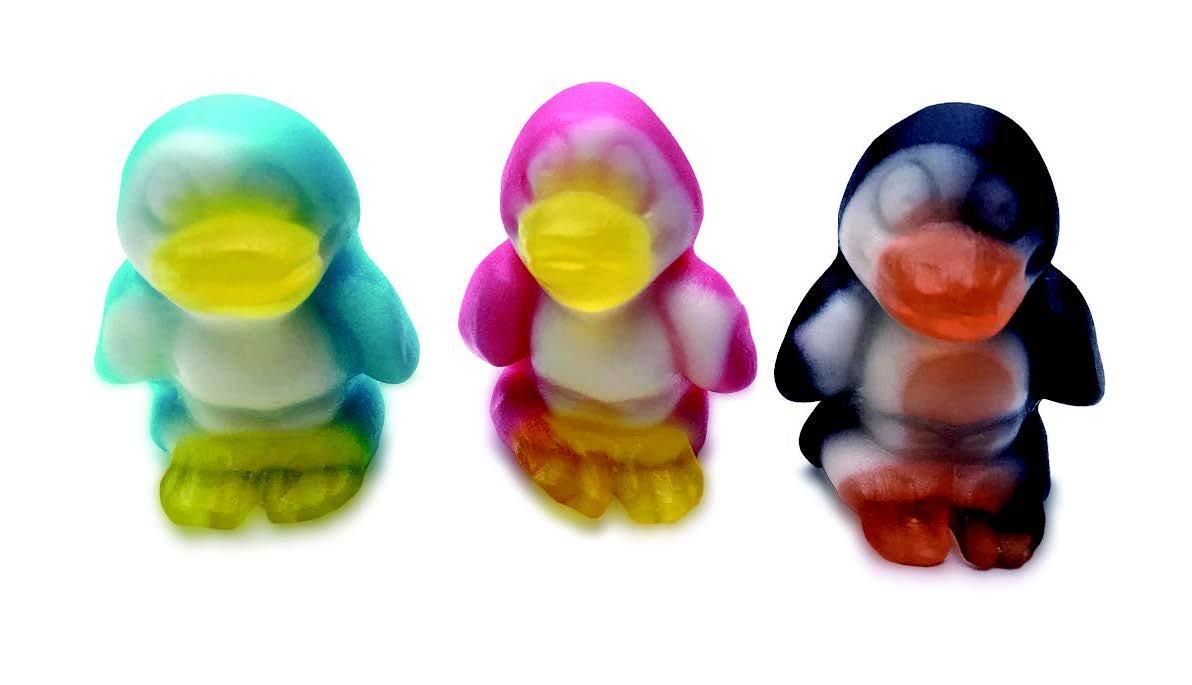 Gustaf's 3D Penguins Gummies - 6.6 Lb bag