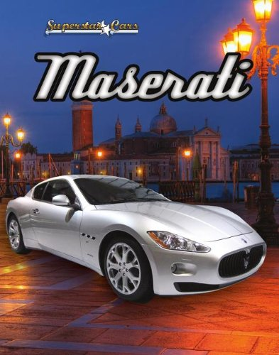 Download Maserati (Superstar Cars (Paperback)) ebook