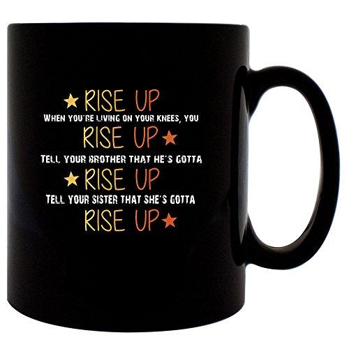 Hamilton Special Event Playbills Mug 11oz Ceramic Coffee Mug