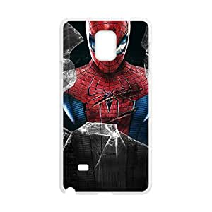 Spiter man New Style High Quality Comstom Protective case cover For Samsung Galaxy Note4