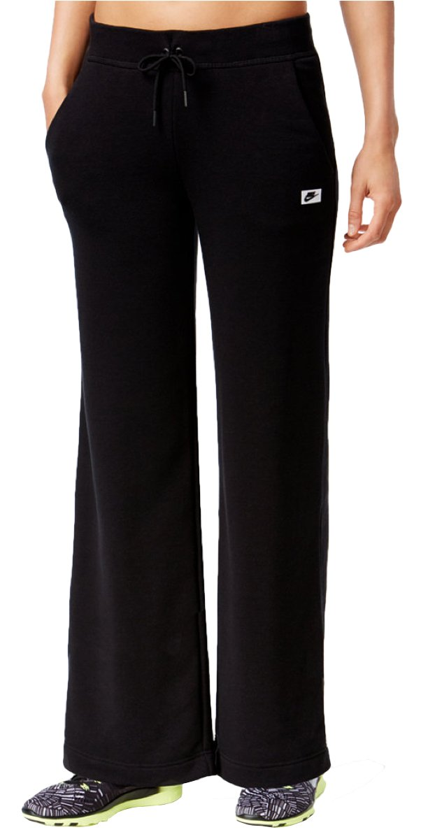 Nike Sportswear Modern Loose Pants Black Women's Casual Pants by NIKE
