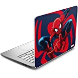 Skinit Marvel Spider-Man Chromebook 14-x010nr Skin - Spidey Shooting Web Design - Ultra Thin, Lightweight Vinyl Decal Protection