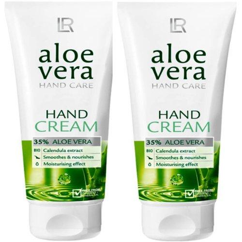 1a LR 20117 Handcreme ALOE VERA 35% Hand Cream Creme --- 2x 75ml