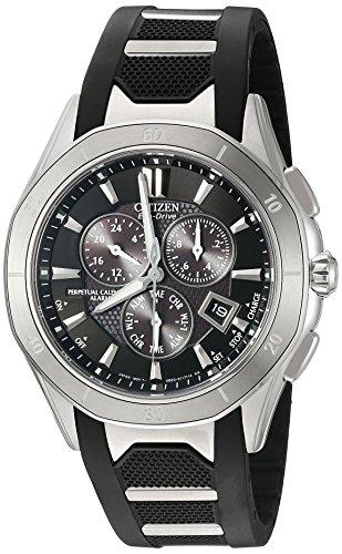 - Citizen Men's Eco-Drive Signature Perpetual Calendar Chronograph Watch, BL5460-00E