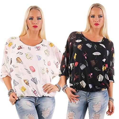Livan`s - Camisas - para mujer negro
