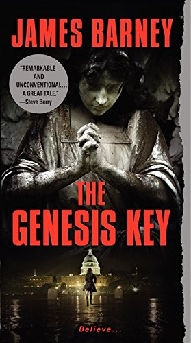 book cover of The Genesis Key