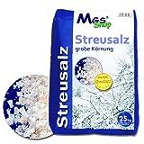 Streusalz Tausalz Qualitätssalz grobe Körnung im PVC-Sack (25kg)