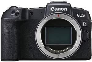 Canon EOS RP (BODY), black