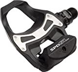SHIMANO SPD-SL Road Bicycle Pedals - PD-R550 (Black)