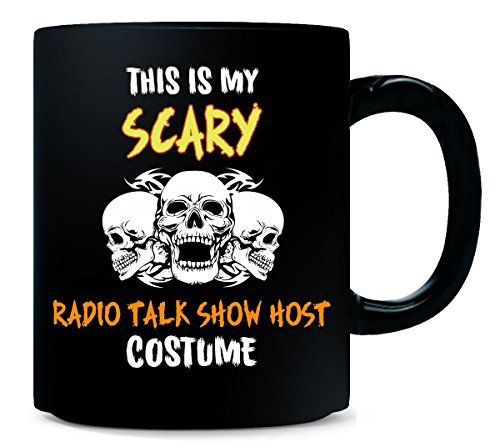 This Is My Scary Radio Talk Show Host Costume Halloween Gift - Mug ()