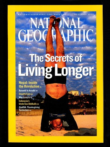 National Geographic Magazine, November 2005