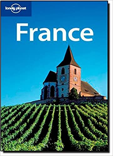 Book France (Lonely Planet Country Guides)
