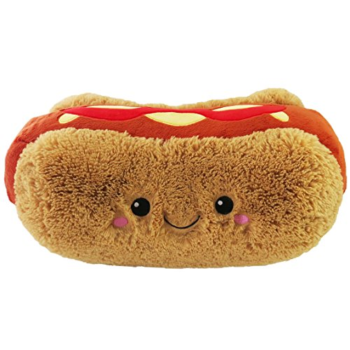 Squishable / Comfort Food Hot Dog 15