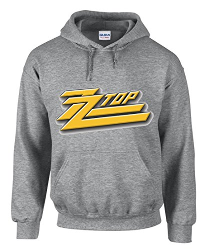 3375 Fun Capuche Zztop Sweat Gris À Rules shirt Rock Music Zz Metal Top qUxUwX74