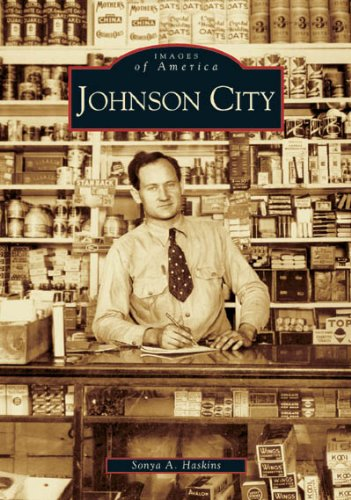 Johnson City   (TN)    (Images of America)