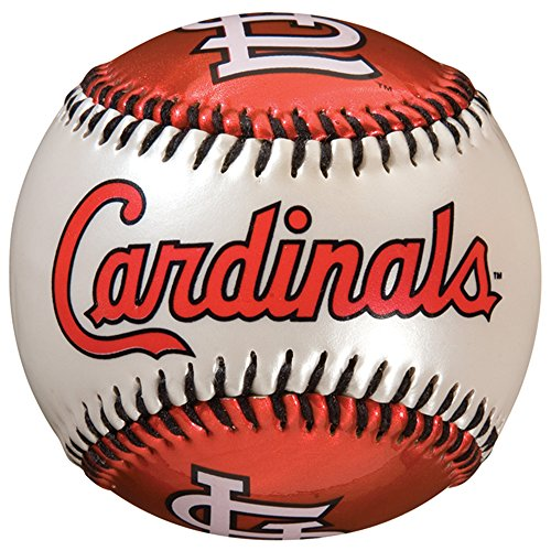 fan products of Franklin Sports MLB St. Louis Cardinals Team Softstrike Baseball