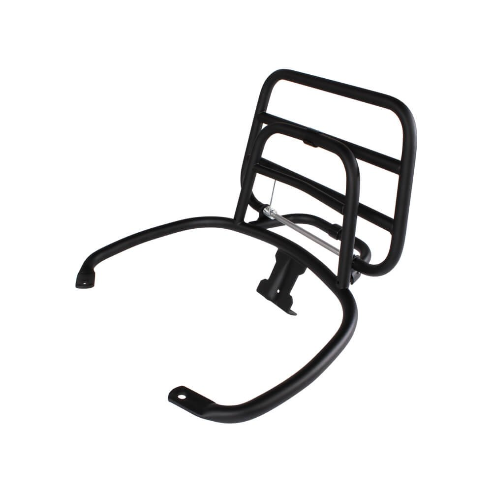 Rear Rack (Fold Down_ Black); Vespa GTS