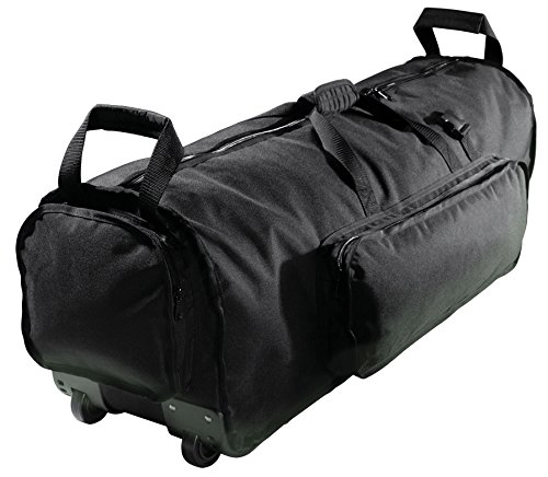 Kaces KPHD-38W Pro Drum Hardware Bag - 38 With Wheels