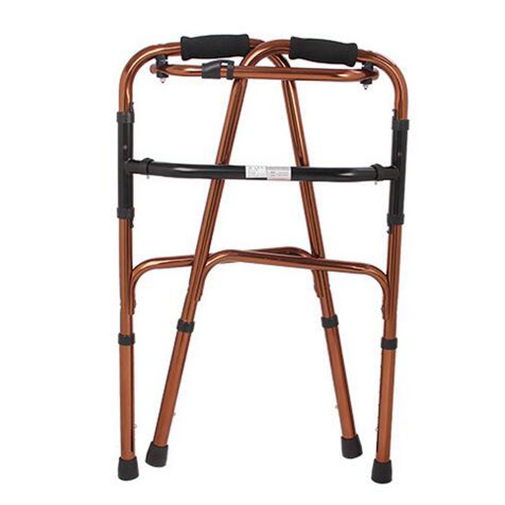 Amazon.com: lpy-fs919l plegable caminar marco de aleación de ...