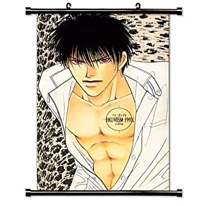 """Mirage of Blaze Anime Fabric Wall Scroll Poster (32"""" x 49"""") Inches"""