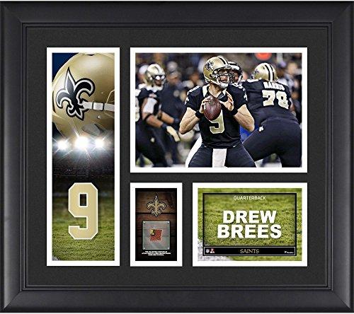 (Drew Brees New Orleans Saints Framed 15