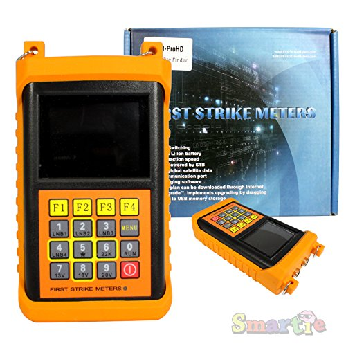 First Strike Meters FS1 Pro HD Digital Satellite Finder