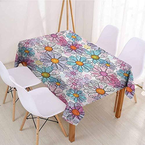 (ScottDecor Dinning Tabletop Decoration Picnic Cloth W 60