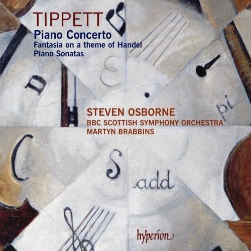 Tippett: Piano Concerto / Fantasia on a Theme of Handel / Piano Sonatas ()
