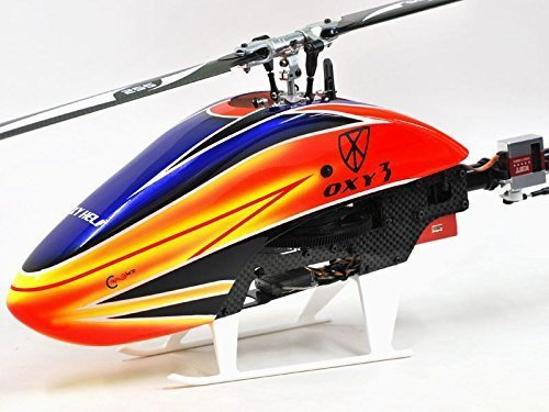 Lynx OXY3-255 - Oxy 3 Helicopter Kit 255 mm Main Blade